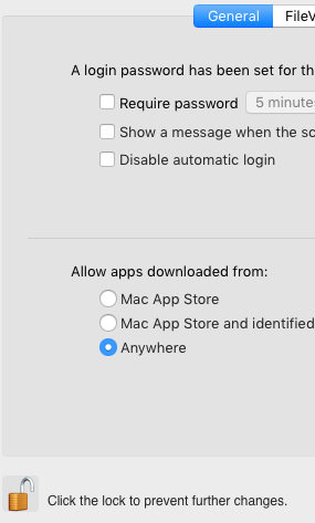 OSX Apps security